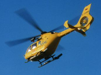 2000 Eurocopter 135 - 400 TT