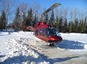 1982 Bell 206 L3 Long Ranger