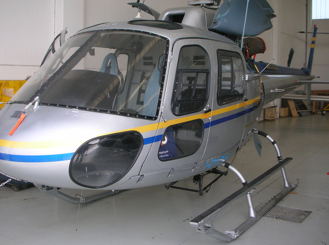 2007 Eurocopter AS 350 B3 Actual Photo