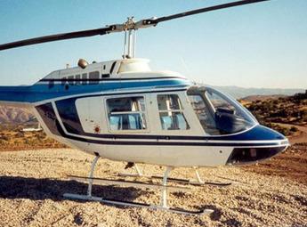 1978 Bell 206 BIII - 4,700 TT