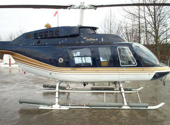1984 Bell 206 L3 - 7,036 TT