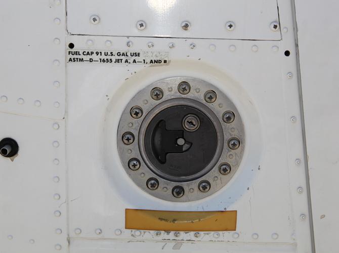 30 - Locking Fuel Cap