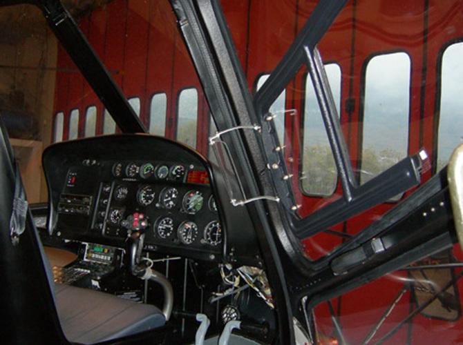 1990 Eurocopter AS 350 B2 Actual Photo