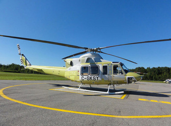 2011 Bell 412 EP - New