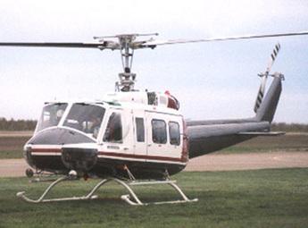 1969 Bell 205 A-1 - 14,560 TT
