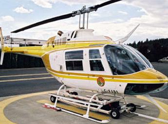 1979 Bell 206 B3 - 2,780 TT