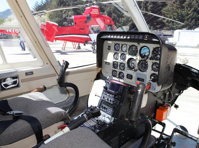 7 - Cockpit