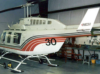 1981 Bell 206 - 5,352 TT