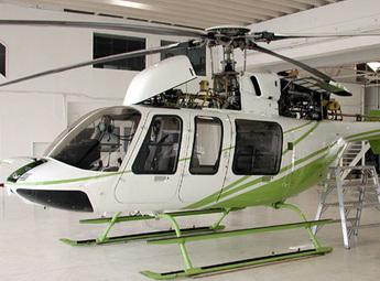 1997 Bell 407 - 1,400 TT
