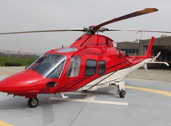 2008 Agusta A-109S Grand