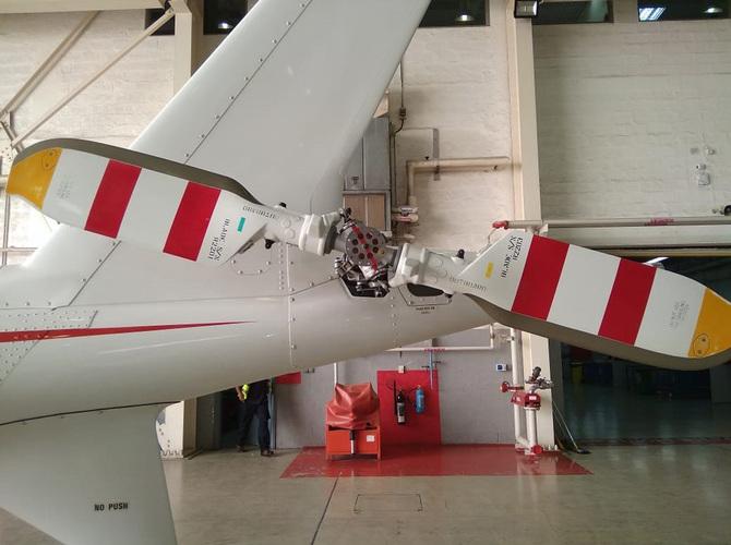 Leonardo A-109S - 8