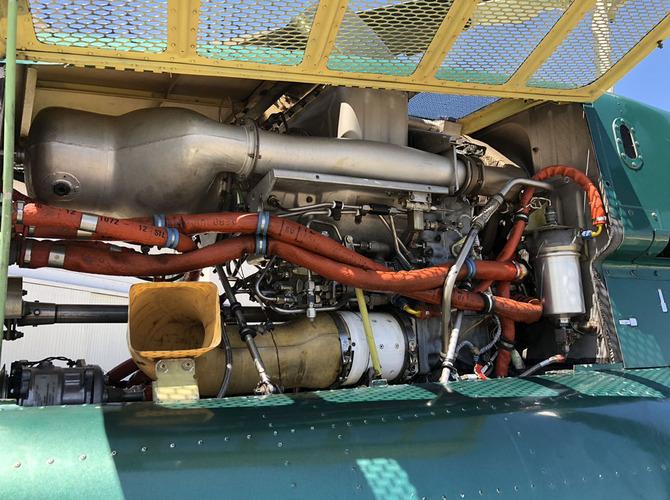 RR 250-C30P Engine