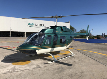 1996 Bell 206 L4