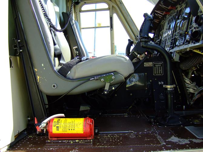 Cockpit RH
