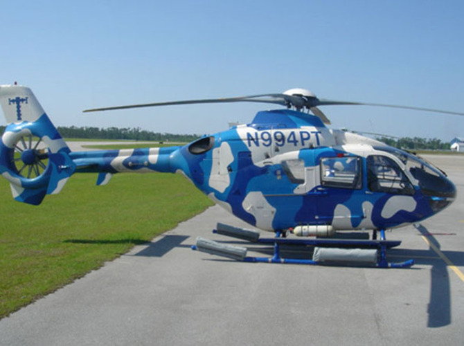 Elicottero Ec 135 : Previous sales helicopter buyer