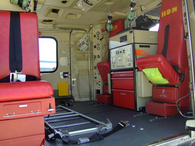 EMS Cabin 3