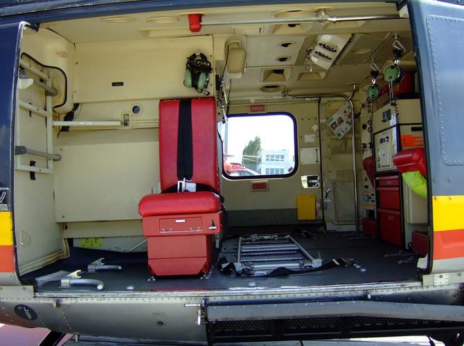 EMS Cabin 6