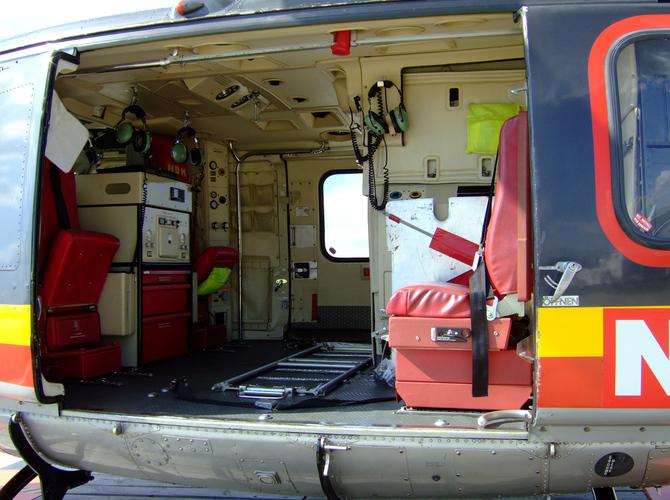 EMS Cabin 7
