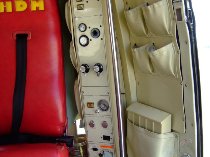 EMS Cabin 8
