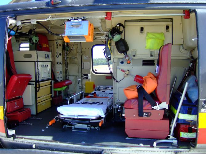 EMS Cabin