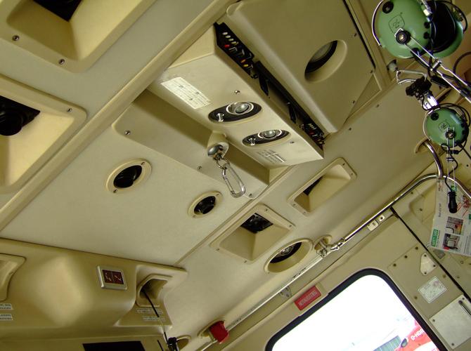 EMS Ceiling