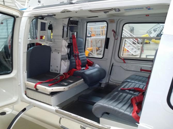 EMS Interior