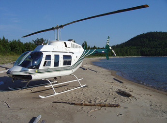 1982 Bell 206 L3