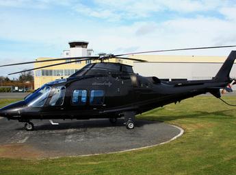 2012 Agusta AW109SP