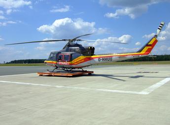 1992 Bell 412 HP