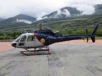 2005 Eurocopter AS 350 B3+