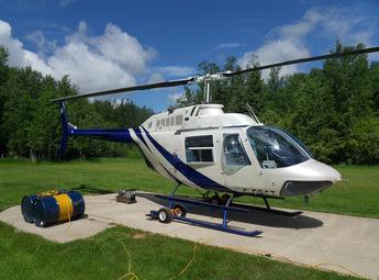 1968 Bell 206 B2