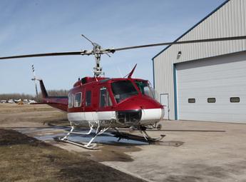 1968 Bell 205A-1