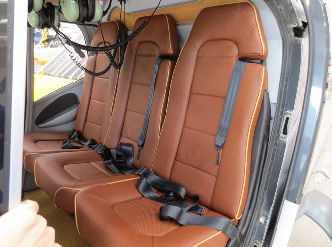 Rear Cabin Seats
