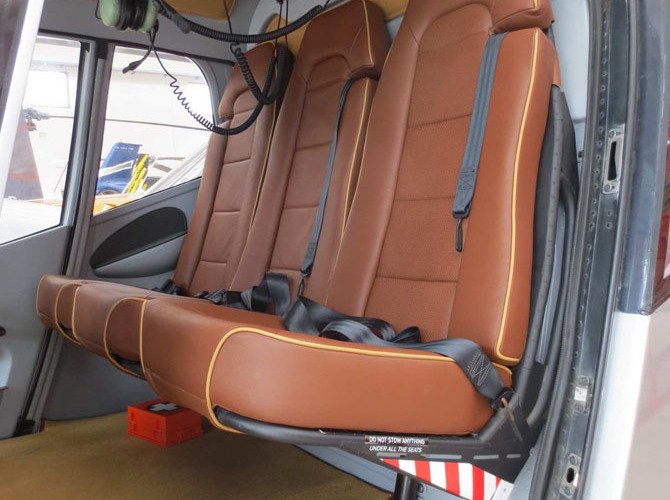 Rear Cabin Seats 2