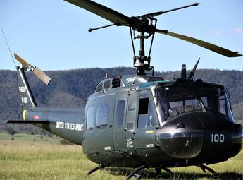 1965 Bell UH-1H Huey