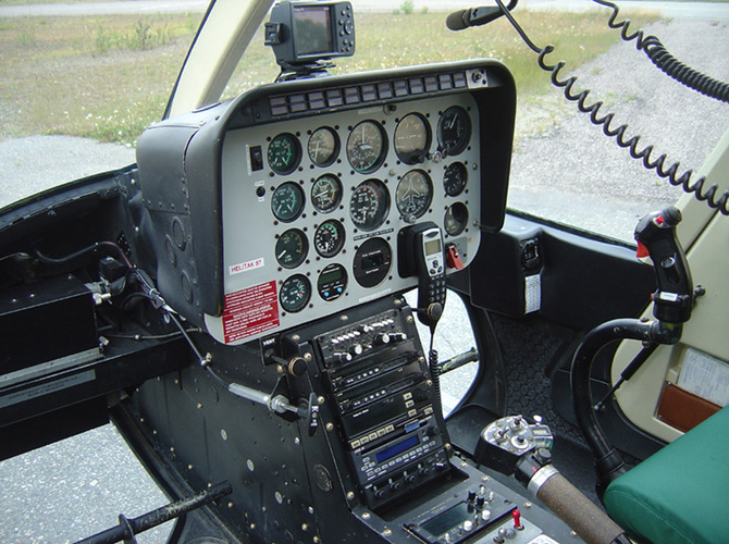 Previous Sales :: Helicopter Buyer