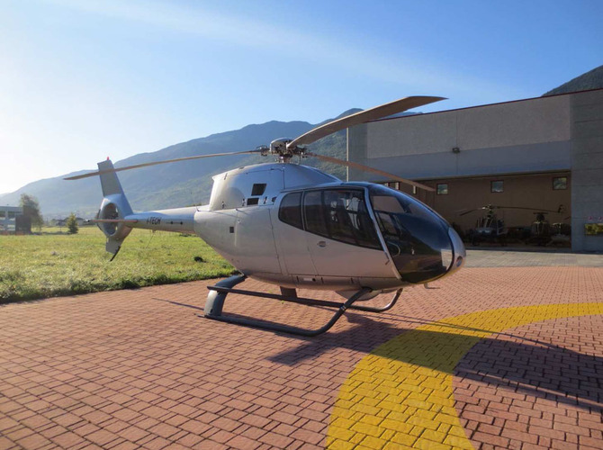Previous Sales Helicopter Buyer
